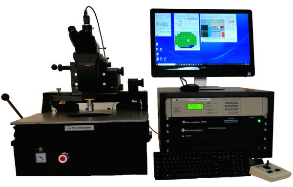 """Complete Micromanipulator 200mm/8"""" Automated Probe Station"""