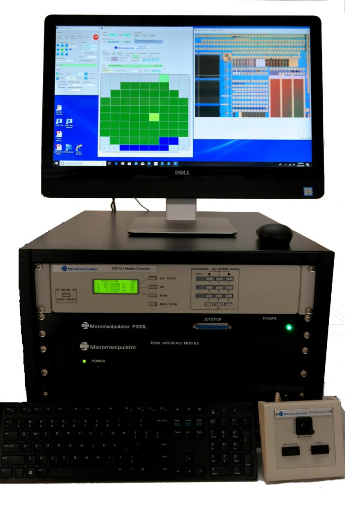 "Micromanipulator 200mm/8"" Automated Probe Station Controller with NetProbe 7"